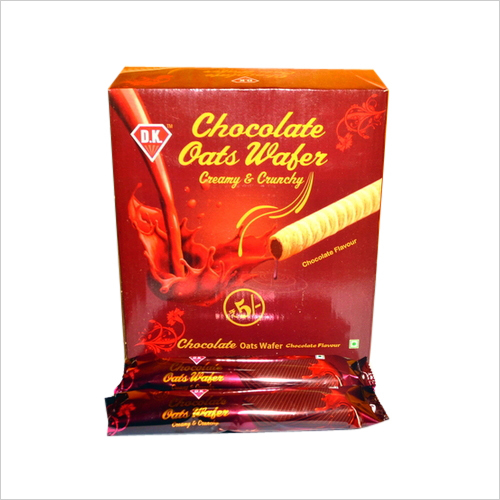 Chocolate Oats Wafer