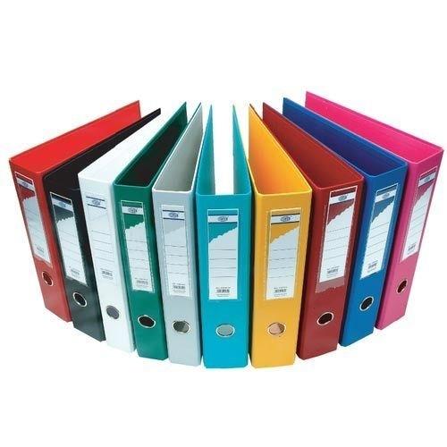 PP File Folder Sheet