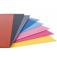 PP Stationery Binding Sheet