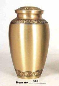 Brass Bronze Urn