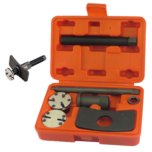 FIT TOOLS Universal Auto Adjustable Disc Brake Caliper Piston Rewind Wind Back Remover