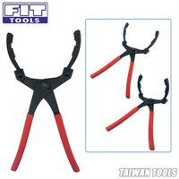 FIT TOOLS 3-1/8 to 7-1/2 Inch Swivel Jaw Oil Filter Wrench Plier