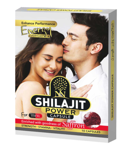 Shilajit Power