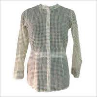 Chanderi Shirt