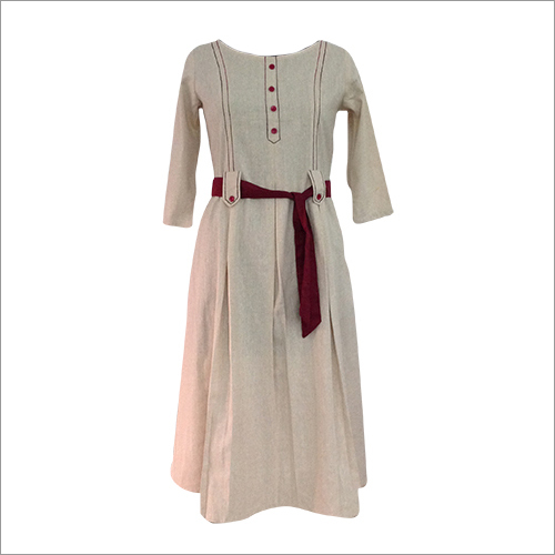 South Cotton Western Dress