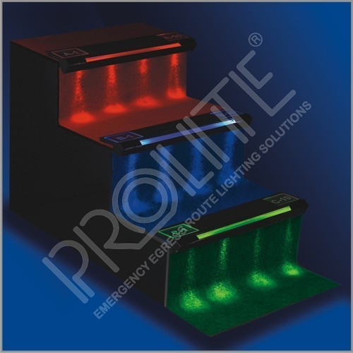Multiplex Step LED Light