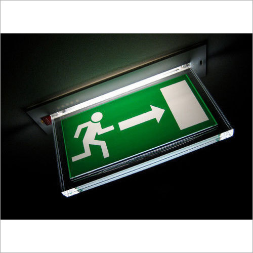 Emergency Egress Route Light