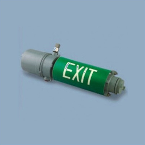 Flame Proof Egress Route Light
