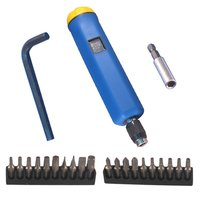 FIT TOOLS Adjustable TPR Torque Limited 1-4 Nm Screwdriver