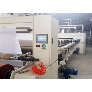 Form Impregnating Nonwoven Interlining Production Line