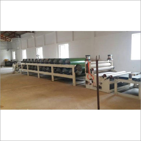 Impregnation Nonwoven Interlining Production Line