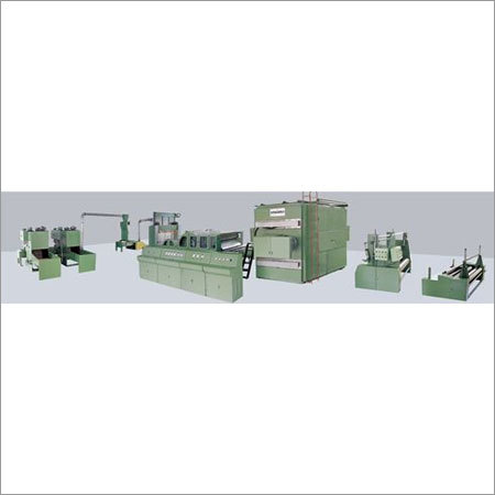 Hot Air Nonwoven Fabric Production Line