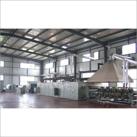 Production Line Of Soaking Non-Woven Fabric