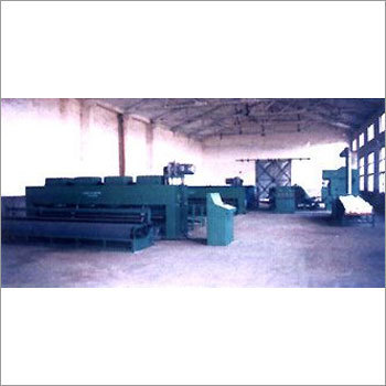 Production Line of Wide Needle Punching Loom Nonwoven Fabrics