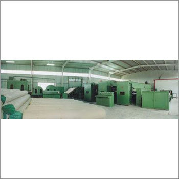 Geotextile Production Line