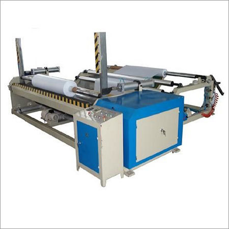 WDJ Nonwoven Fabric Cutting and Rewinding Machine