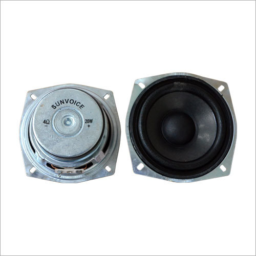 4 Ohm Multimedia Speaker
