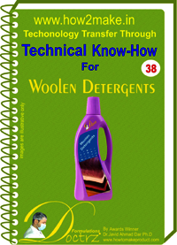 Woolen Detergents Technical knowHow report