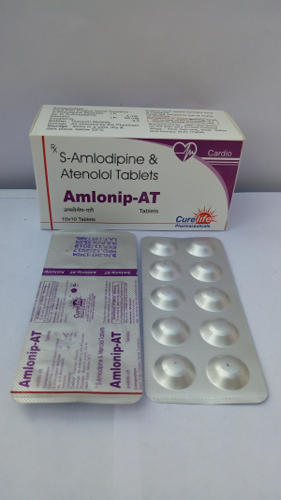 S-Amlodipine & Atenolol Tablets