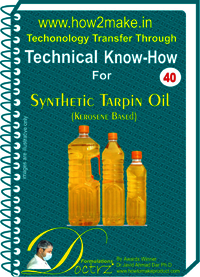 Tarpin Pin Oil for Paint Technical knowHow report