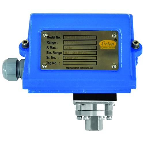 Hydraulic range Diaphragm type MT series