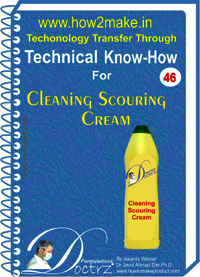 Cleaning Scouring Cream Technical knowHow report