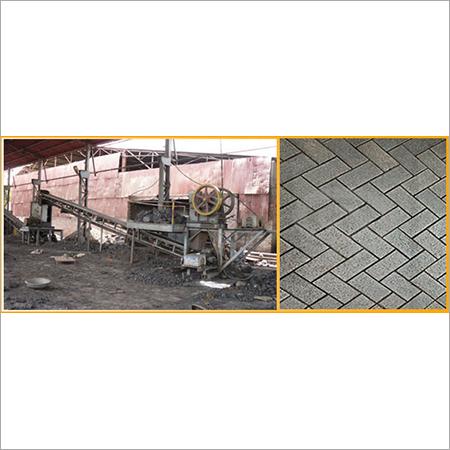 Slag Processor & Construction Brick