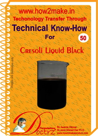 Cresoli Liquid Black Technical knowHow report