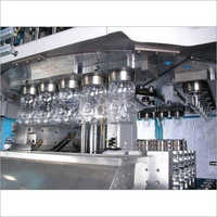 Semi Automatic Stretch Blow Molding Machine