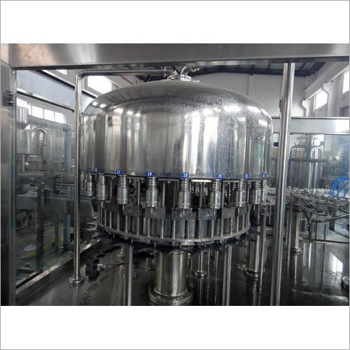 Fully Automatic Water Bottle Filling Machine