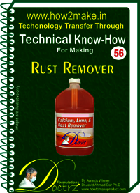 Mild Rust Remover Technical knowHow