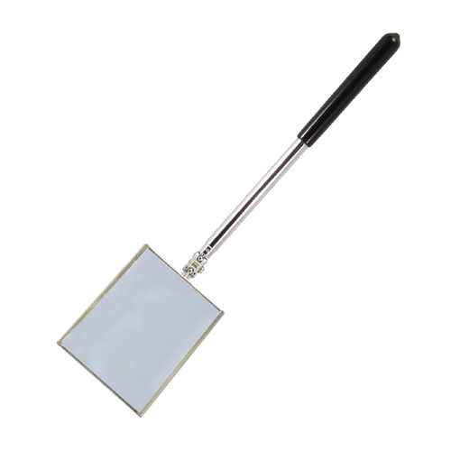 FIT TOOLS Made in Taiwan 270~400mm Extendable Square Telescopic Inspection Mirror
