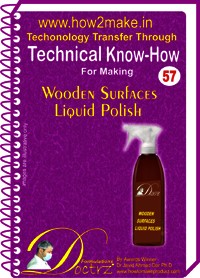 Wooden Surfaces Liquid Polish Technical knowHow