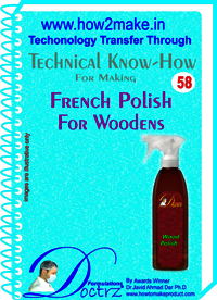 French Polish for Woodens Technical knowHow