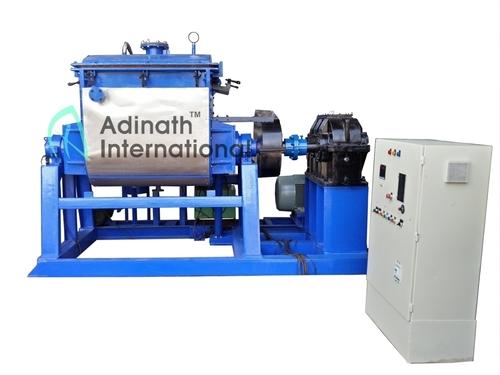 India alibaba supplier sales 5L screw discharge soap grain sigma mixer