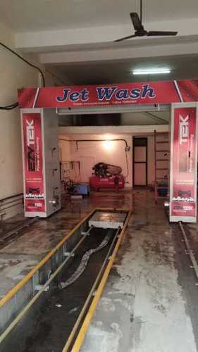 Touchless Jet Car Washer