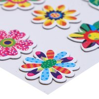 Craft Villa Handmade Flower Card Board Sticker