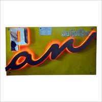 Acrylic Electronic Letter