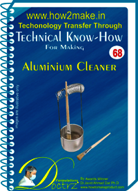 Aluminium Cleaner of  Technical knowhow