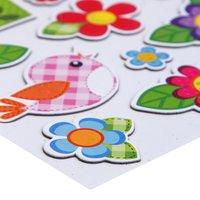 Craft Villa Handmade Tree House Card Board Sticker