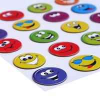 Craft Villa Handmade Smiley Card Board Sticker