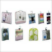 Vinyl PVC Hanger Bag