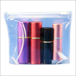 Transparent PVC Pouch