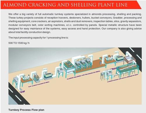 Almond Processing Plant