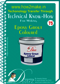 Epoxy Grout Coloured Technical knowHow Report