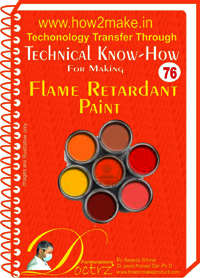 Flame Retardant Paint Technical knowHow Report