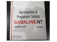 Nortriptyline & Pregabalin Tablets