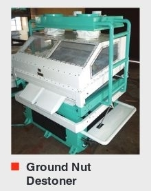 Ground Nut Destoner