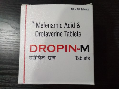 Mefenac Acid & Drotaverine