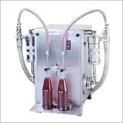 Dual Nozzle Bottle Filling Machine